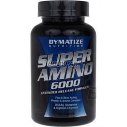 Dymatize Super Amino 6000 - 180 tabl.