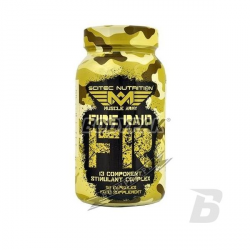 Scitec Muscle Army Fire Raid - 90 kaps.