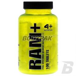 4+ Ram+ (BCAA) - 100 tabl.