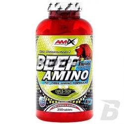 Amix BEEF Amino 250 tabl. [01.2016]