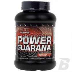 Hi Tec Power Guarana - 100 kaps.