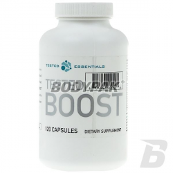 Tested BOOST - 120 kaps.