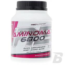 Trec AminoMax 6800 - 450 kaps.