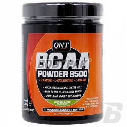 QNT BCAA POWDER 8500 - 350g