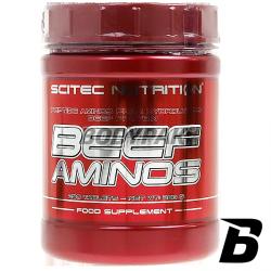 Scitec Beef Aminos - 200 tabl.