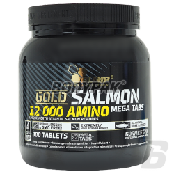 Olimp Gold Salmon 12000 Amino MT - 300 tabl.