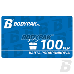 BODYPAK Karta Podarunkowa 100 PLN