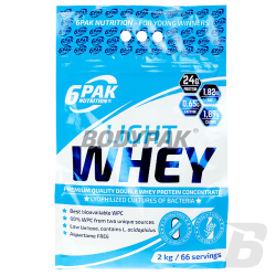 6PAK Nutrition LIGHT WHEY - 2000g