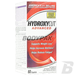 MuscleTech Hydroxycut Advanced - 60 kaps.