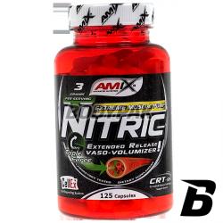 Amix Nitric - 125 kaps.