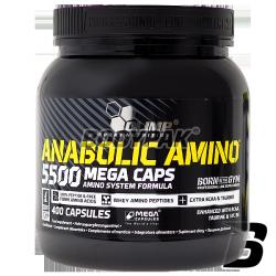 Olimp Anabolic Amino 5500 Mega Caps - 400 kaps.