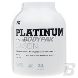 Fitness Authority Platinum Casein - 1600g