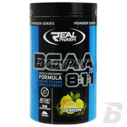 Real Pharm BCAA 8:1:1 Instant - 400g