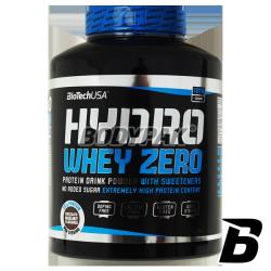 BioTech Hydro Whey Zero - 1816g