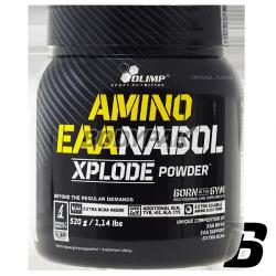 Olimp Amino EAAanabol Xplode - 520g