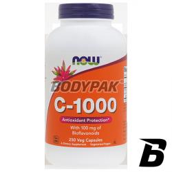 NOW Foods Vitamin C-1000 Bioflavonids - 250 kaps.