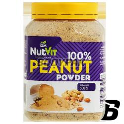 Ostrovit NutVit 100% Peanut Powder - 500g