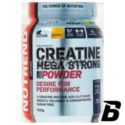 Nutrend Creatine Mega Strong - 500g