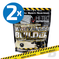 Hi Tec Whey Mass Builder - 2x 1500g