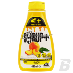 4+ Syrup Zero+ - 425ml