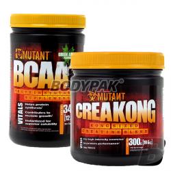 PVL Mutant BCAA 9.7 - 350g + Creakong - 300g