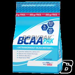 6PAK Nutrition BCAA PAK [100g GRATIS] - 900g