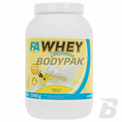 Fitness Authority Whey Delicious - 1kg