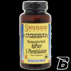 Swanson AjiPure L-Fenyloalanina - 60 kaps.