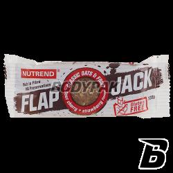 Nutrend Flap Jack Gluten Free - 100g