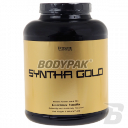 Ultimate Nutrition Syntha Gold - 2,27kg