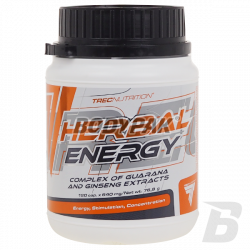 Trec Herbal Energy - 120 kaps.