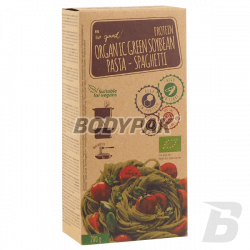 Fitness Authority So good! Organic Green Soybean Pasta - Spaghetti - 200g