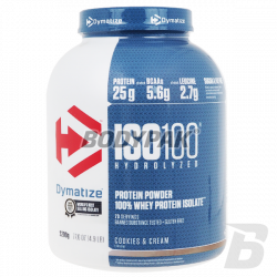 Dymatize Iso 100 Protein NEW - 2,2kg