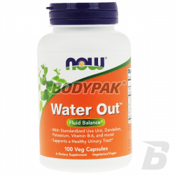 NOW Foods Water Out - 100 kaps.