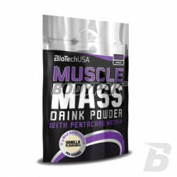BioTech Muscle Mass - 4500g