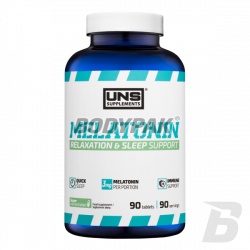 UNS Melatonin - 90 tabl.