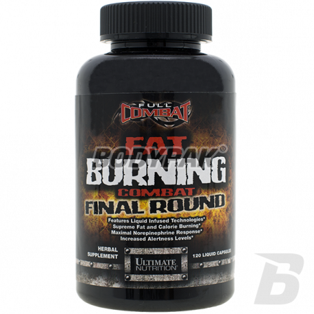 Ultimate Fat Burning Combat - 120 kaps.