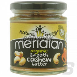 Meridian Organic Cashew Butter Smooth - 170g