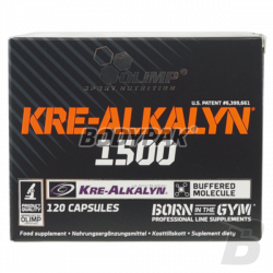 Olimp Kre-Alkalyn 1500 - 120 kaps