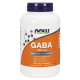 NOW Foods GABA 500mg - 200 kaps.