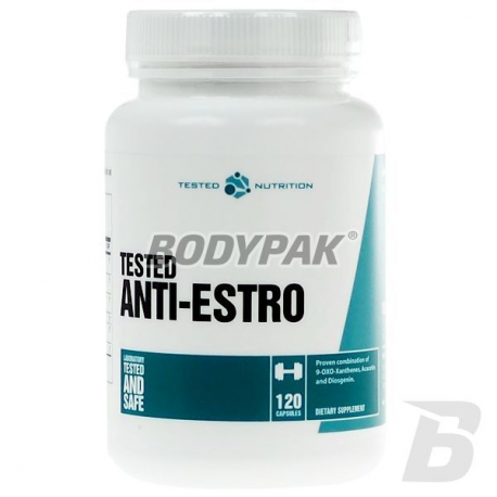 Tested Anti-Estro - 120 kaps.
