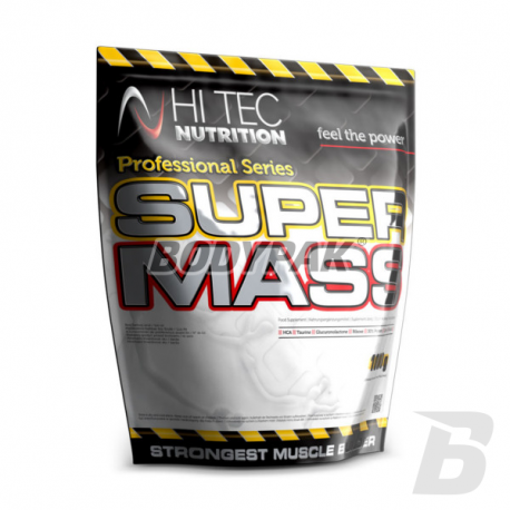 Hi Tec Super Mass - 1000g