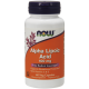 NOW Foods Alpha Lipoic Acid 100mg - 60 kaps.