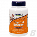 NOW Foods Thyroid Energy - 90 kaps.
