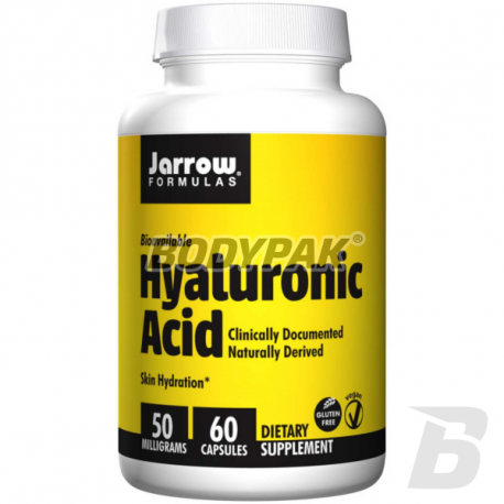 Jarrow Hyaluronic Acid - 60 kaps.