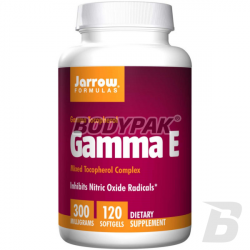 Jarrow Gamma E 300mg - 120 kaps.