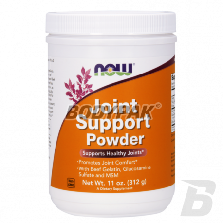 NOW Foods Joint Support Powder - 312g