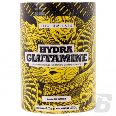 Iridium Labs Hydra Glutamine - 450g