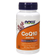 NOW Foods Coenzyme Q10 200mg - 60 kaps.