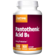 Jarrow Pantothenic Acid B5 500mg - 100 kaps.